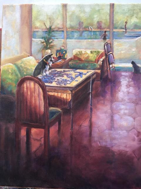 , 'Sunroom,' 2017, Dog & Horse Fine Art