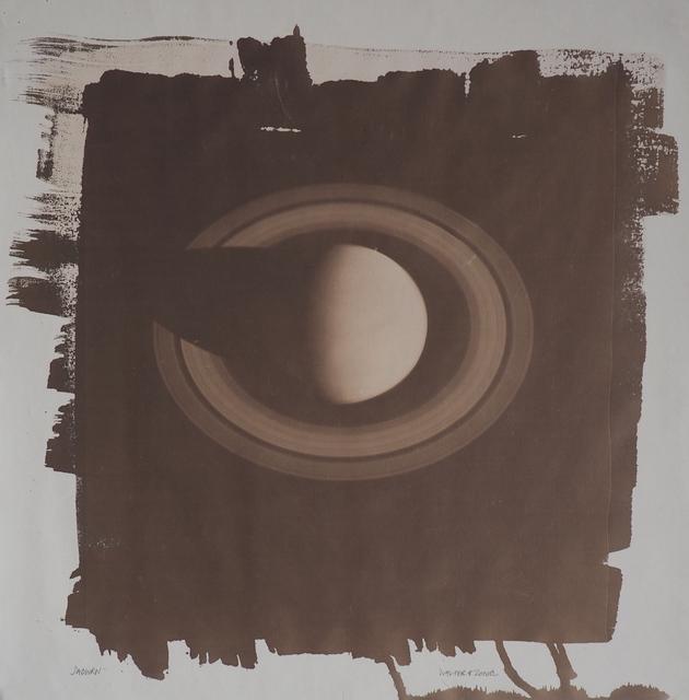 , 'Sadwrn - Saturn (Saturday),' 2016, Cob