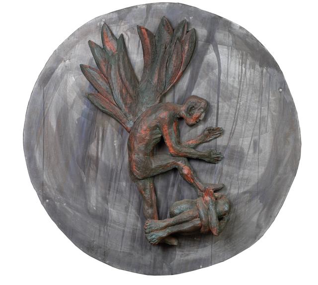 , 'Jacob fighting the Angel III,' 2015, Anaid Art