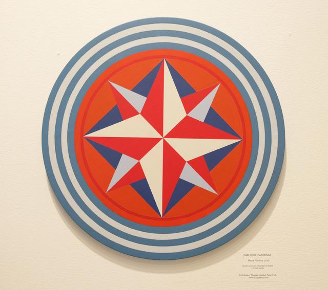 , 'Rosa Nautica,' 2018, 532 Gallery Thomas Jaeckel