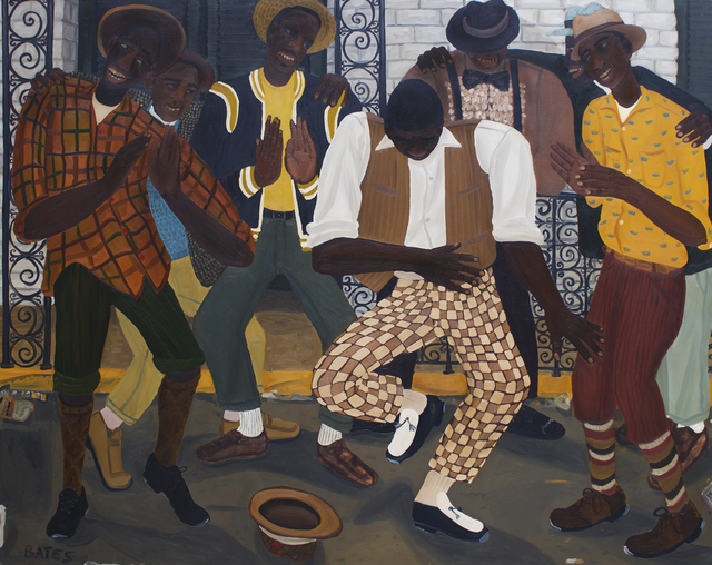 , 'King of the Street Dancers,' 1982, Arthur Roger Gallery