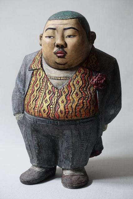 , 'Innocentman,' 2016, Gallery Jinsun