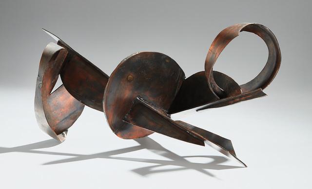 Herbert Ferber, 'Richmond I', 1974, Sculpture, Copper, Phillips