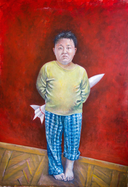 , 'Kim,' 2015, Ayyam Gallery