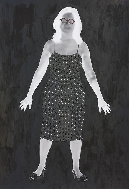 , 'Paperdoll 78,' 2009, Nohra Haime Gallery