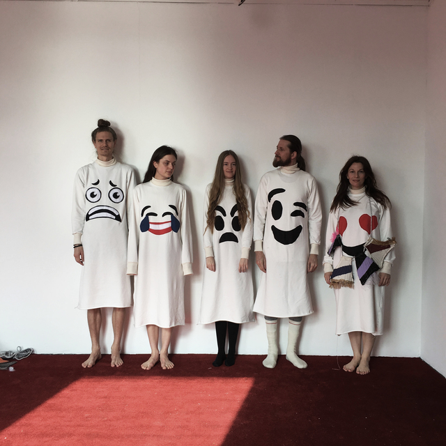 , 'Public Dreaming and Costumed Social Dreaming,' 2017, Exposed Art Projects
