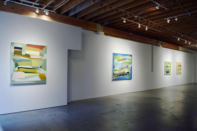 Susan Dory, 'Karen Carpenter Polestar', 2019, Painting, Acrylic on Canvas over Panel, Winston Wächter Fine Art