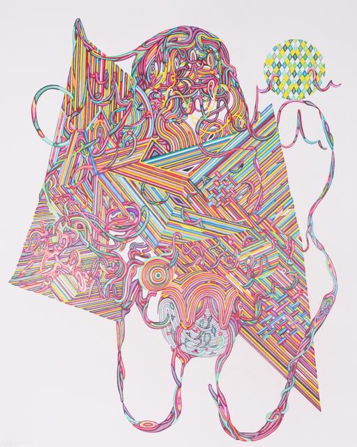 , 'Untitled,' 2015, Morgan Lehman Gallery