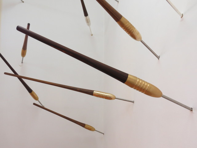 , 'Pau de bandeira pena,' 2014, Caroline Pagès Gallery
