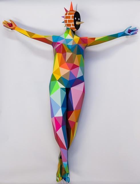 , 'Lady Jesus,' 2018, Mirus Gallery