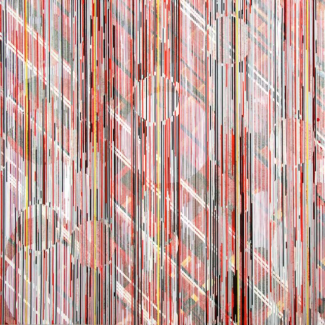 Nina Tichava, 'When the last sun hung on the hills 1 (Weaving)', 2015, Turner Carroll Gallery
