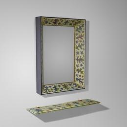 Gio Ponti, 'Rare mirror with console,' c. 1947, Wright: Design Masterworks