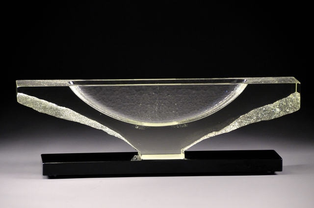 , 'Low Glaciar Vessel,' 2009, Montague Gallery