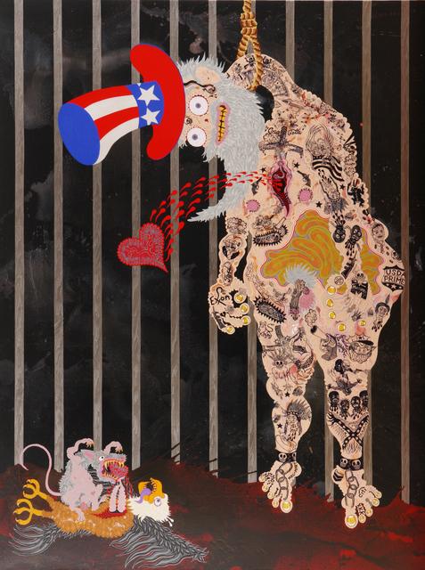 Aaron Johnson, 'Danglin Sam', 2014, Coleccion SOLO