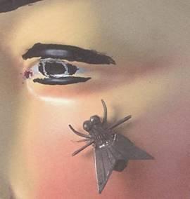 Salvador Dalí, 'Mannequin Zootropic', 1971, Sculpture, Polychrome Bronze edition of 8 plus 4 proofs, Robin Rile Fine Art
