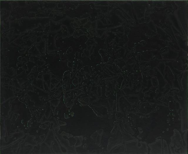 , 'Sketches 2017 – Black 5,' 2017, Galerie du Monde