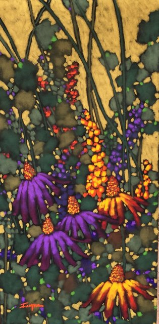 , 'Canyon Road Wildflowers,' , Gallery 901