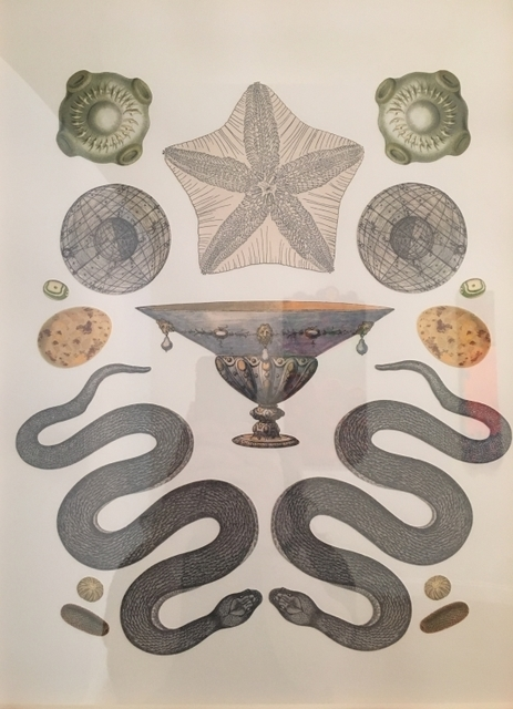 ", '""Origins: Serpent"",' 2017, Parlor Gallery"