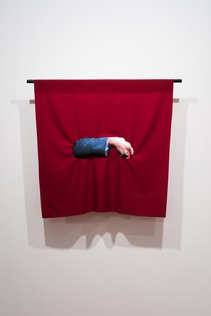, 'Schwartzenegger,' 2015, Alter Space