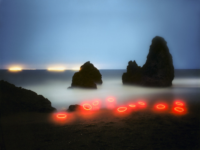 , 'Rodeo Beach,' 2009, Sous Les Etoiles Gallery
