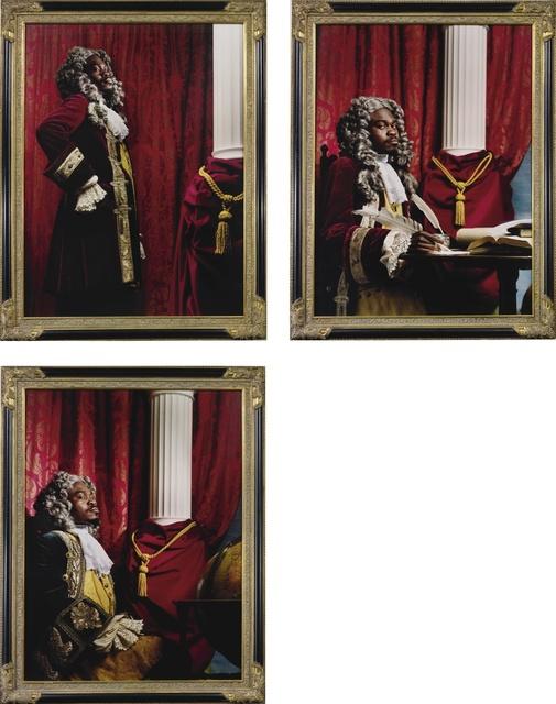 Yinka Shonibare CBE, 'Untitled', 1997, Sotheby's