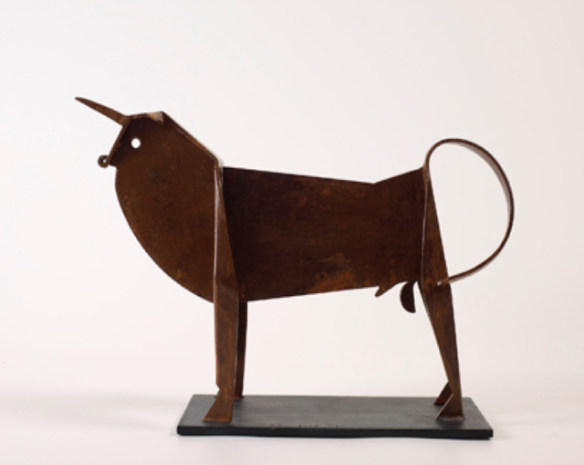 , 'Taurus,' 2012, Mark Hachem Gallery