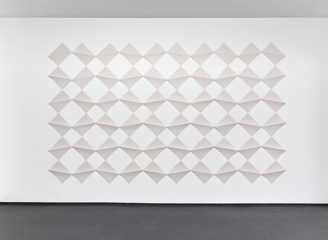 , 'Square Waves,' 2017, Philipp von Rosen Galerie