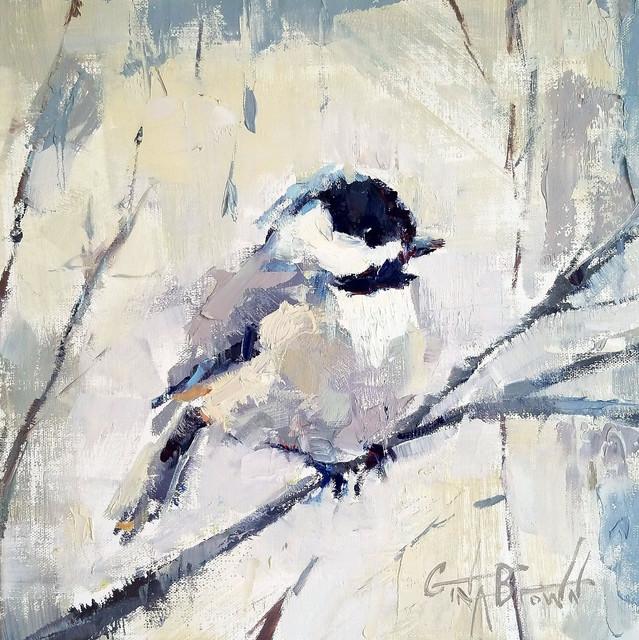 Gina Brown, 'Chickadee', 2018, Shain Gallery