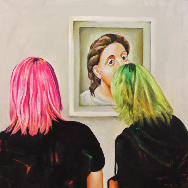 , 'Three Women,' 2018, A Gallery