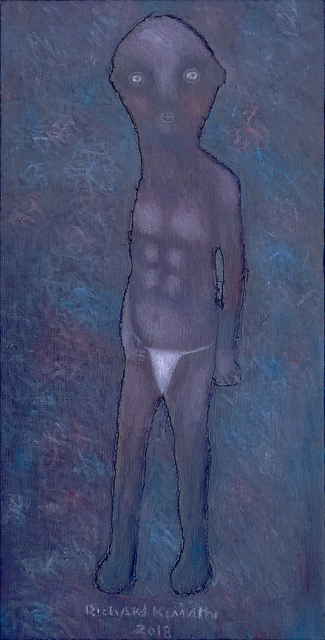 , 'Middle of the Night,' 2018, One Off Contemporary Art Gallery