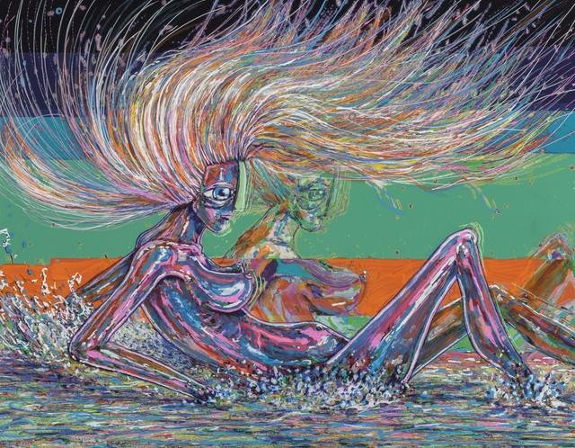 , 'Create a Splash,' , Ro2 Art
