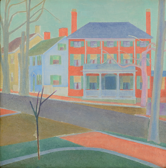 , 'New England (Portsmouth, NH),' ca. 1927, Caldwell Gallery Hudson