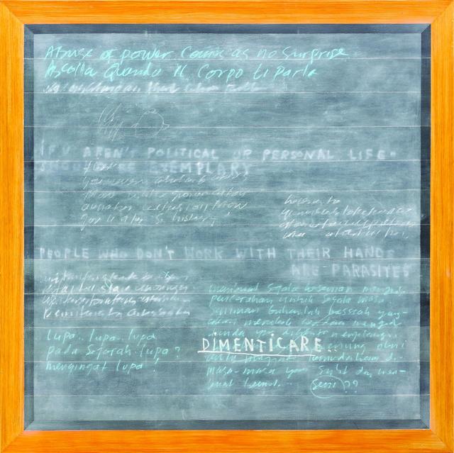 , 'Dimenticare,' 2013, Primo Marella Gallery