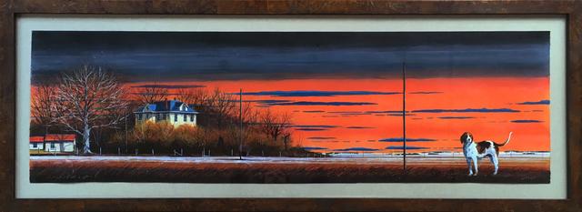 , 'Flat Out Fall Light  ,' 2014, Greg Thompson Fine Art