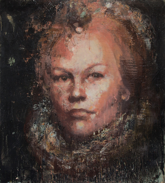 Tony Scherman, 'Glenda Jackson as Elizabeth I (14050)', 2014-2016, Winston Wächter Fine Art