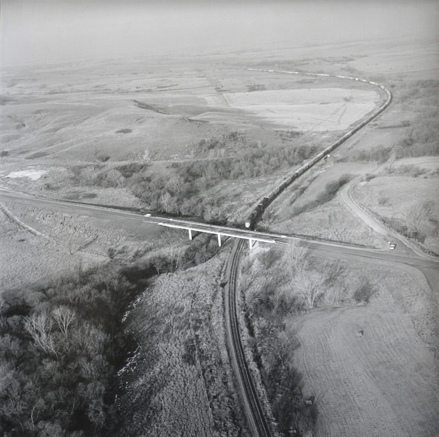 , 'Train and Bridge,' February 13-1993, Yancey Richardson Gallery