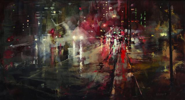 , 'Night Lights,' 2018, Abend Gallery
