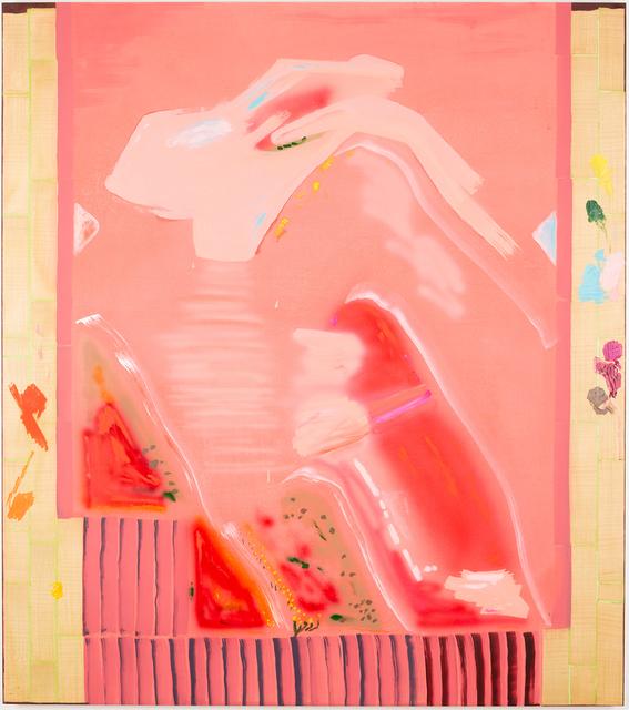 , 'Red Range 12-13,' 2017, Hamiltonian Gallery