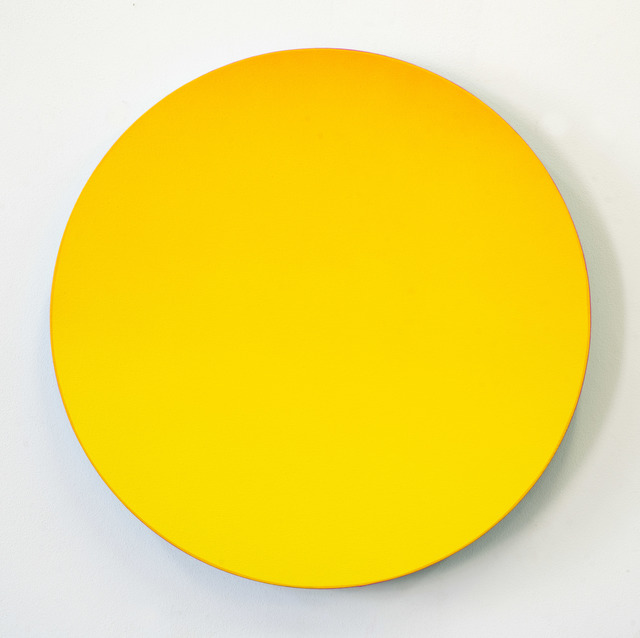 , 'Yellow Gradient 719,' 2019, Rhodes