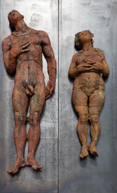, 'Muertita I,' 2003, Terreno Baldío