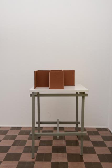 , 'Frontera (Border),' 2018, Travesia Cuatro