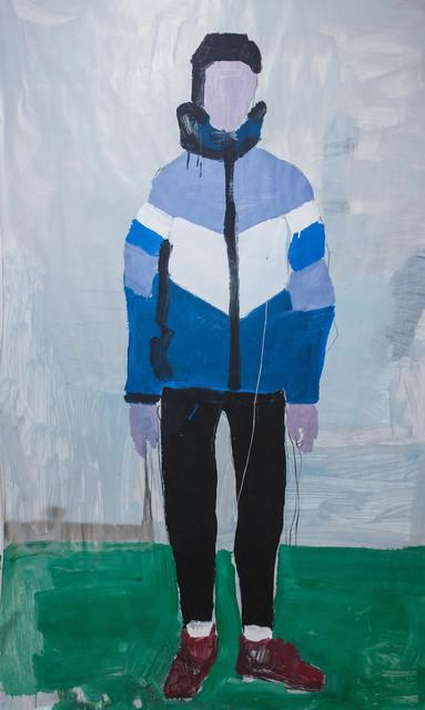 Roman Mikhailov, 'Hero 9', 2018, Port agency