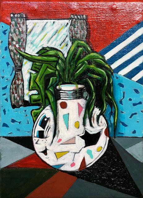 Vinnie Nylon, 'Souvenir of Vallauris', 2018, StolenSpace Gallery