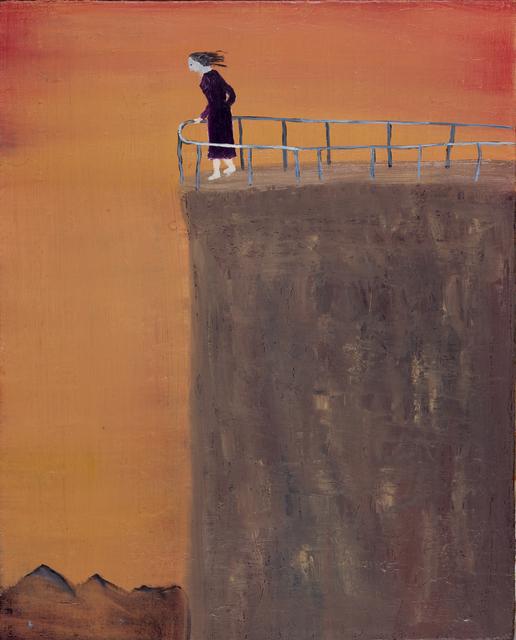 , 'Mutprobe,' 2008, Galerie Herold
