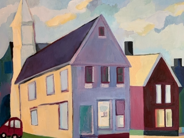 , 'Houses,' 2010, Emerge Gallery NY