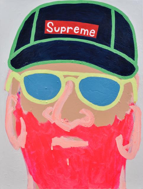 , 'Beard Man #3,' , Galerie C.O.A