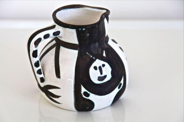 Pablo Picasso, 'Pichet Petites Tetes', 1953, Sculpture, Ceramic, F.L. Braswell Fine Art