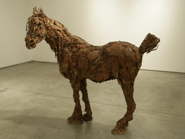 , 'Small Horse,' 1997, Flowers