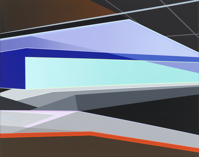 Tanja Rochelmeyer, 'Ohne Titel, WVZ 0214', 2014, Galerie Fahnemann