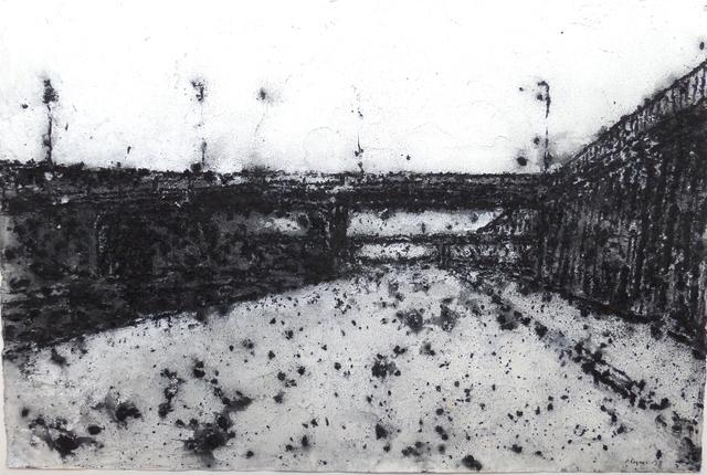 , 'Sans titre (Le pont),' 1998, ONIRIS - Florent Paumelle